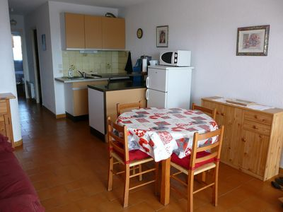 Photo for Two-room apartment classified 2 * - Marines de Port Canet