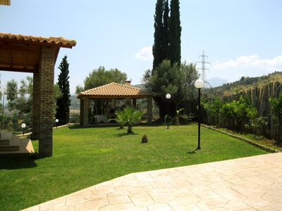 Photo for Villa Eutopia ,Total Privacy ,Large Heated Pool and Garden with VIEW