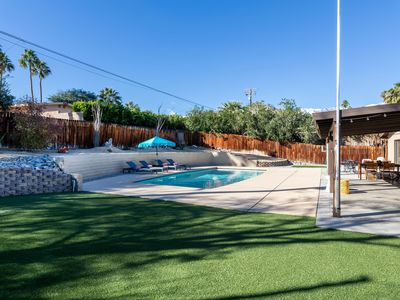 Photo for Cathedral City Cove Pool Home!