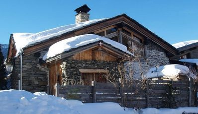 Photo for Beautiful cottage close to Rosiere, Les Arcs