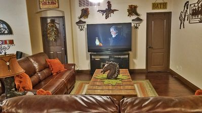 Photo for The Wild West Retreat! YeHaw! Stay in Style!  1/2 mile from Goodyear Ballpark!