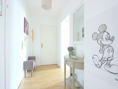 Photo for Ideal apartment for 6 travelers Val d'Europe Disneyland BOURBON3