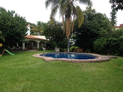 Photo for Beautiful colonial house in gated street with security