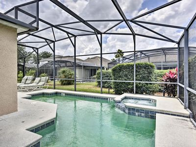 Photo for Haines City Home w/Pool & Hot Tub, 20mi to Disney!