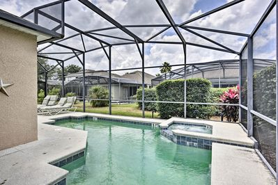 Escape to the Sunshine State to this Haines City vacation rental.