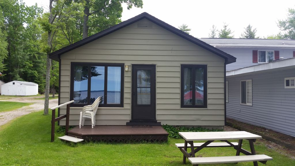 Ordinaire Property Image#1 Houghton Lake   Lakefront Cabins (4 Cabins Sleep Up To 24