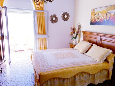 """Photo for Charming Apartment """"Piso Carmen"""" in Central Location with Wi-Fi & Air Conditioning; Parking Available"""