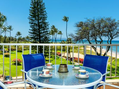 Photo for Panoramic Ocean View From Menehune Shores 425 2BD 2BA Great Rates! Sleeps 6.