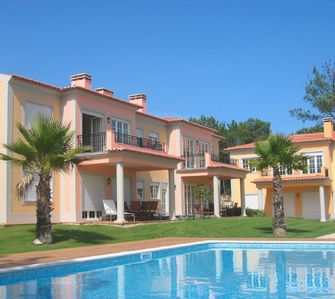 Photo for Luxury 3 bedroom apartment in Praia d'El Rey 5* Golf and Beach Resort