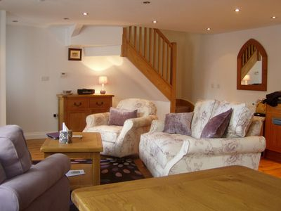 Photo for Charming Cottage overlooking the square in Chittlehampton Village