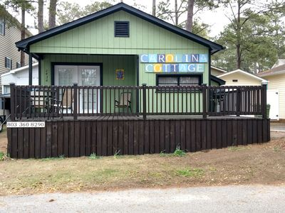 Photo for Carolina Cottage At The Beach