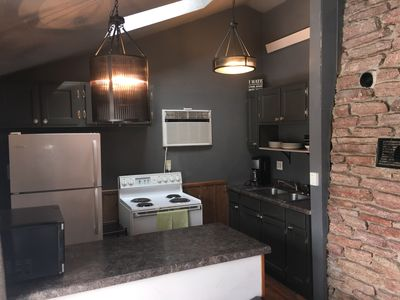 Photo for Quaint, updated 1940s-era cabin. Sleeps 4-6. Walking distance to Canyon Lake.