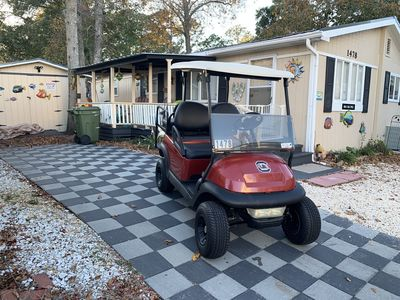 Photo for GOLF CART INCLUDED WITH RENTAL!!