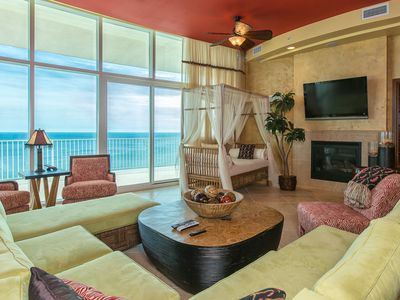 "Photo for ""Ocean Safari"" a One-Of-A-Kind Penthouse offering 2 GF MBR's & Media Room!"
