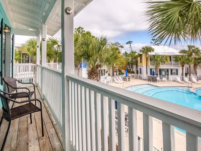 Photo for ☀Coastal Blue☀2BR-Bungalows at Seagrove-30A-UPDATED! OPEN Aug 2 to 5 $1012!