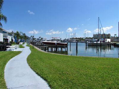 Photo for Cozy & Modern Waterfront 1 BR Ground Floor Condo- Fall/Winter Specials!