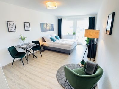 Photo for Comfortable apartment in Bad Elster with Netflix