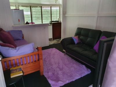 Photo for Meyenburg Unit 3, Fully self-contained private 1 br unit, 2Db beds 2 Singles
