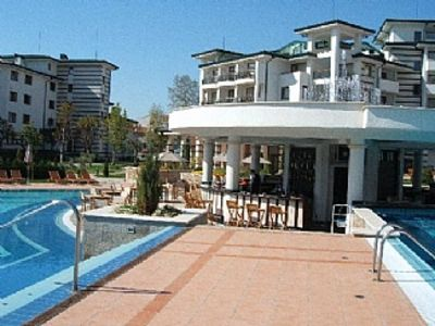 Photo for Apartment within Emerald 5 Star Spa Resort