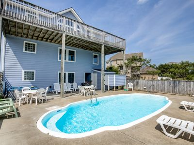 Photo for Cara Lina | 999 ft from the beach | Private Pool, Hot Tub
