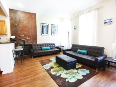 Photo for GORGEOUS 2-BEDROOM TOWNHOUSE NYC