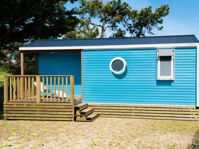Photo for Camping Les Biches ***** - Mobil Home Comfort 3 Rooms 4/5 People