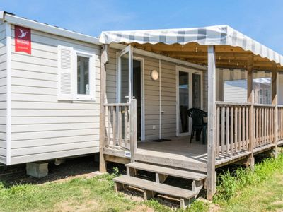 Photo for Camping L'Atlantique **** - Mobilhome for 6 People