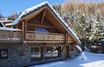 Photo for CHALET LE CHALLENGE LES 2 ALPES (New)