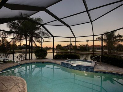 Photo for Your Key to Paradise,Modern,Fireplace,Great Water Views,Large Pool,Spa, Boating
