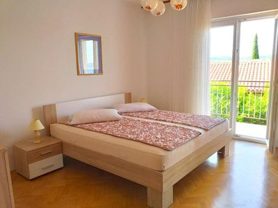 Photo for Double Room with Balcony and Sea Views VM3