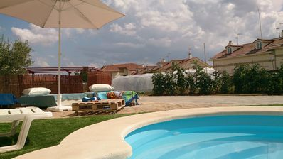 Photo for VILLAGE HOUSE WITH GARDEN AND POOL
