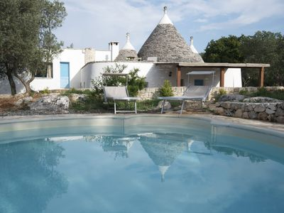Photo for LAMIA - Beautiful House with Pool and Panoramic View