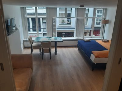 Photo for Red Light District - Cozy  2 person apartment in the real heart of Amsterdam