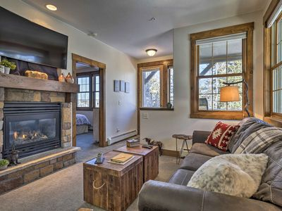 Photo for Granby Ranch Ski Resort Condo w/Pool & Spa Access