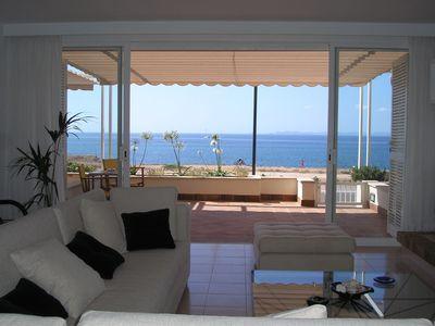 Photo for House with fantastic views in 1st line of sea
