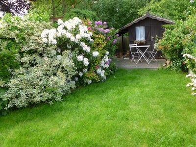 Photo for 3 rooms, 2 bathrooms, 3 min from center, free parking, free wifi, sunny garden