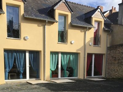 Photo for Charming cottages comfortable in Solesmes