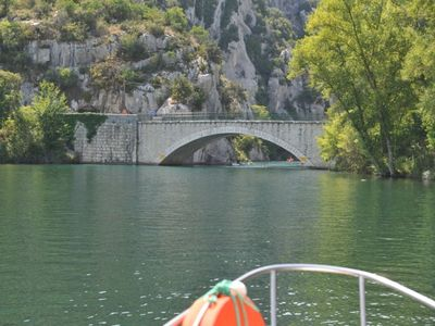 Photo for Apartment T3 in Quinson at the edge of Verdon