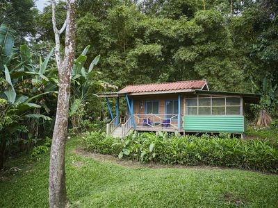 Photo for Cabina Guanacaste -- Awesome jungle view!