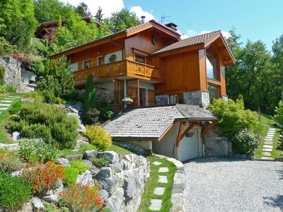 Photo for 2BR Chalet Vacation Rental in Passy, Auvergne-Rhône-Alpes