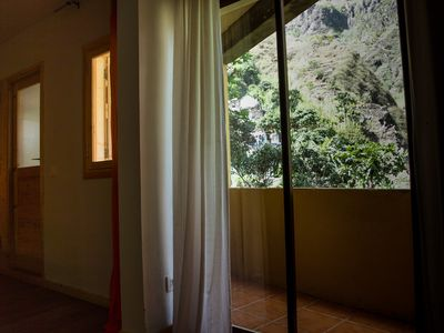 Photo for Guesthouse in the heart of the tropical valley of Paul. Hikers paradise.