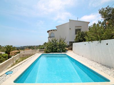 Photo for Vacation home Martinet (MRA235) in Moraira - 7 persons, 3 bedrooms