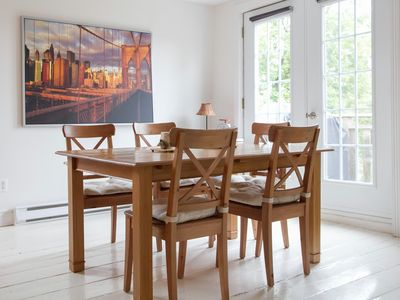 Photo for The Guesthouse  is spacious, cosy and friendly, typical of the Eastern Townships