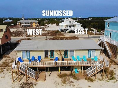 Photo for Beachfront AND Pet Friendly!