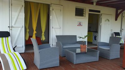 Photo for 1BR House Vacation Rental in SAINTE-ANNE, GUADELOUPE