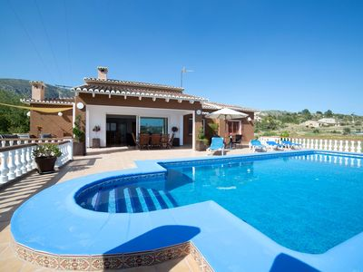 Photo for Villa with private pool - Casa Luci
