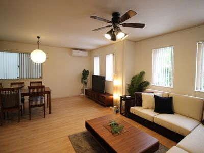 Photo for 【Holiday is in Okinawa!】A 5-minute walk on the beach, one house, up to 10 people HV-6