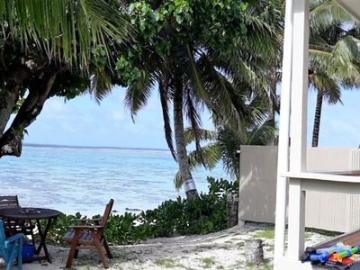 Photo for 1BR House Vacation Rental in Vaimaanga, Rarotonga