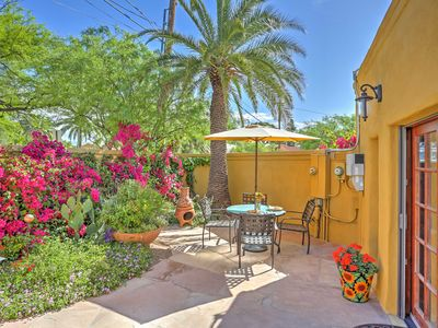 Photo for Tucson Cottage w/ Patio - Mins From Downtown & UA!