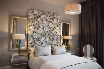 Luxurious bedroom with ensuite
